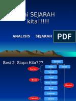 ISK (EDISI ANALISIS SEJARAH)