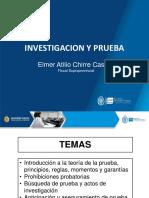 TEMA 1 INVESTIGACION Y PRUEBA