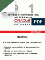 01 Escritura de Sentencias SQL Básicas