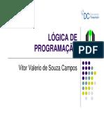 Algoritmo Apt - Lógica de Programação - Aula 2