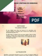 RELIGION SINTOISMO