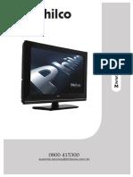 Esquema+Completo+TV+PHILCO+TV+PH32M+DTV+VERSAO+A