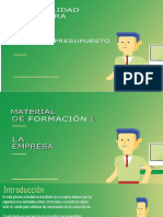 1. La Empresa (1)
