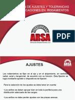 Ajustes y tolerancias ARSA-2013-1
