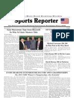 January 12, 2011 Sports Reporter