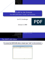 MATLAB Week1 Lecture3 Web