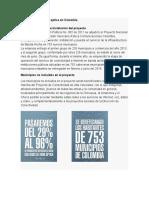 La noticia de  la fibra optica en Colombia
