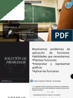 SOLUCIÓN DE PROBLEMAS, ECUACIÓN DE LA RECTA, RECTAS PARALELAS Y PERPENDICULARES..pptx