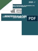 INFORME DE RESISTENCIA A LA FLEXION DE VIGAS GRUPO N° 5