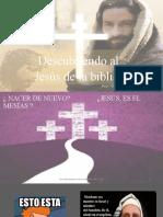 Serie Descubriendo al Jesús 2 ( Jesus es el Mesias )