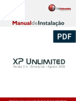 Manual XP Unlimited Versão 2.0