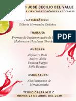 INFORME FINAL-PROYECTO DE EMPRESA DRINKWORKS