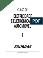 ELETR. E ELETRÔNICA DO AUTOMÓVEL 01