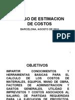 CURSO ESTIMACION DE COSTOS 1.ppt [Autoguardado].ppt