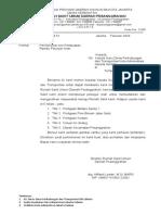 Surat Permohonan Izin Membuat Rambu Petunjuk Arah Menuju ke RS