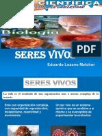 01. Biología - tema 1 - Seres Vivos