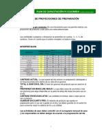 4. Uso de Proyecciones de preparación (1)