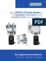 MOTORTECH SalesFlyer Throttle Bodies for WAUKESHA VHP Series Engines 01.35.008 en 2019 10