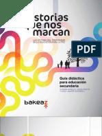 Historias Que Nos Marcan - Bakeaz