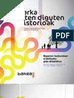 Marka Uzten Diguten Istorioak - Bakeaz