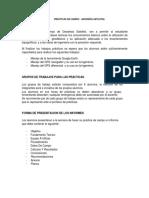 PRÁCTICAS DE CAMPO GEODESIA SATELITAL