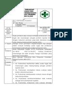 Sop Evaluasi Terhadap Uraian Tugas Dan Pemberian Kewenangan Pada Petugas Pemberi Pelayanan Klinis