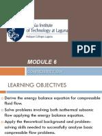 MODULE#8_Compressible Flow