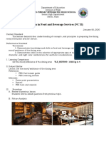 Lesson Plan in Food and Beverage Services_seeting the mood.docx