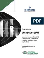 Unidrive SPM-User guide_I4