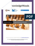 KnowledgeWoods ITILv3 Foundation Level Program V1 0