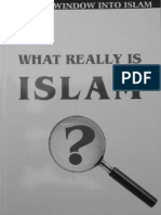 What Really is ISLAM