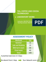 Coffee-labwork presentation