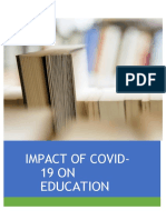 IMPACT OF COVID on education-converted.docx