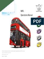 Wrightbus NBFL Operator Manual