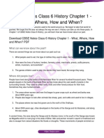 CBSE-Notes-Class-6-History-Chapter-1-What-Where-How-and-When