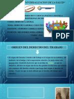DERECHO COLECTIVO (EXPOSICION )