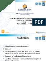 3519_GESTIÓN_FINANCIERA_EN_COMERCIO_EXTERIOR_BANCOLDEX_MPIV.ppt