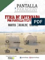 Pantalla Paraguay Final