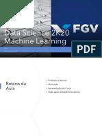 ciência de dados e machine learning-Capitulo 1