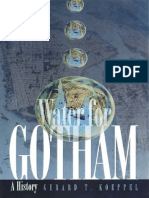 Water for Gotham A History. by Gerard T. Koeppel.pdf