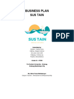 (Revised) Marketing_Plan_SUS TAIN_SE121