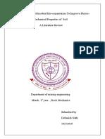 Thesis report Debasish Nath 19152010