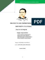 Grupo 04 ING Industrial PROYECTO DE EMPRENDIMIENTO.doc