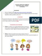 Guía virtual La Historieta