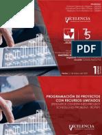 Programación de proyectos con recursos limitados.pdf