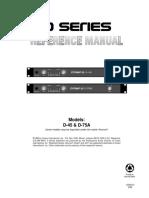 D75 Manual