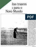 A Igreja No Brasil - Os Jesuitas Trazem Deus Ao Novo Mundo