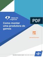 Produção de games