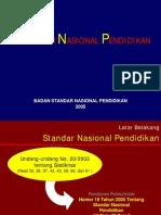 SNP-Presentasi