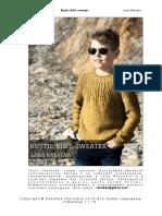 sweater RusticKids_Ru